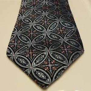Haines & Bonner of London geometrical Tie
